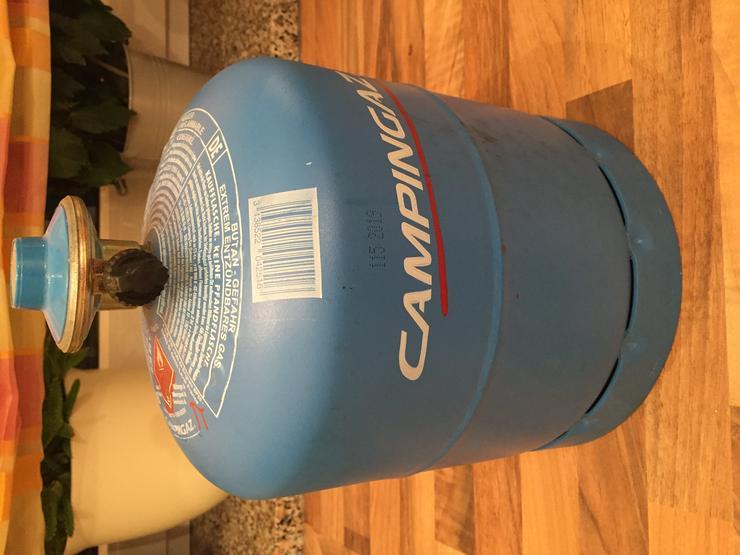 CAMPINGAZ Butan Gas Flasche 907 gefüllt