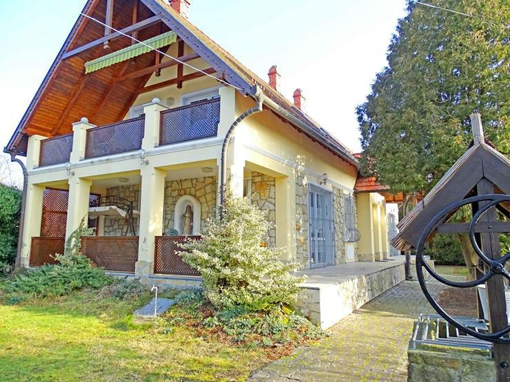 2 Einfamilienhäuser nähe Thermalbad Héviz