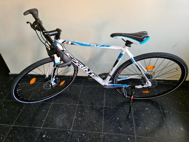 Neues Mountainbike