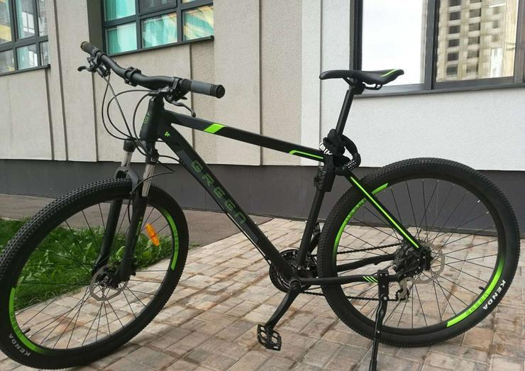 Green Zenith 29 (2020) Schwarz-Grün