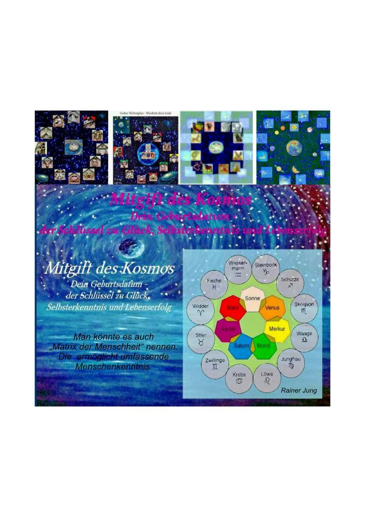 Bild 4: Das Geburtsdatum - Schlüssel zu Glück, Erfolg, Selbsterkenntnis und der Psyche des Partners.