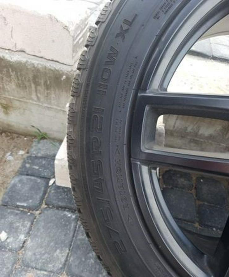 Bild 2: Räder auf Mercedes GLE