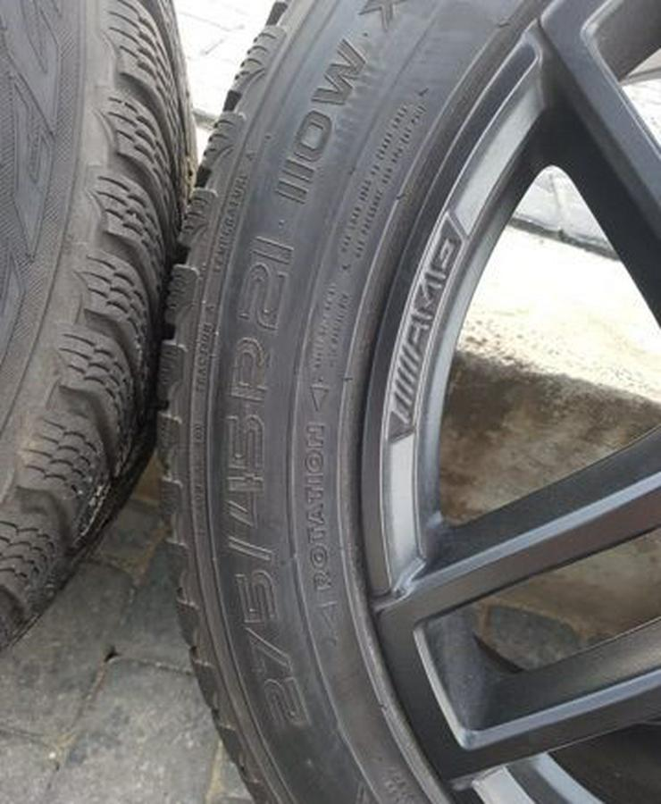 Bild 5: Räder auf Mercedes GLE