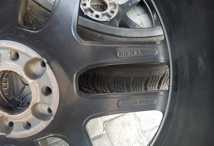 Bild 3: Räder auf Mercedes GLE