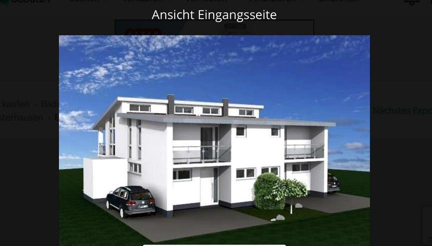 Architektenhaus-DHH im Rohbau zu Verkaufen