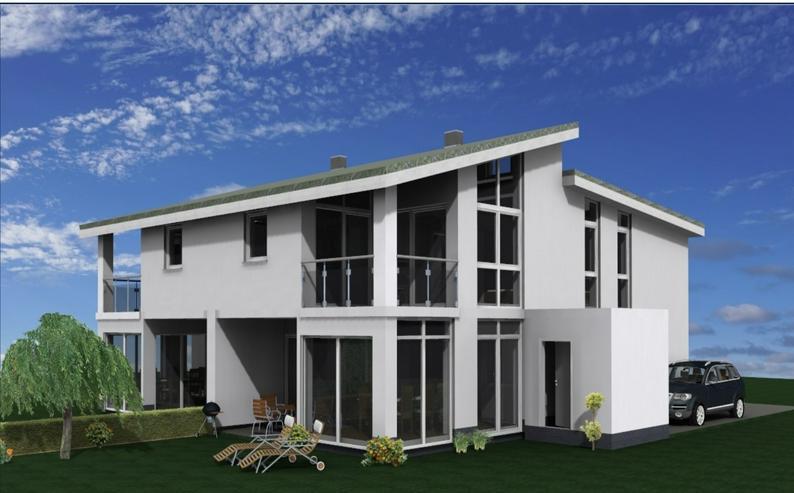 Modernes Architektenhaus in toller Lage!