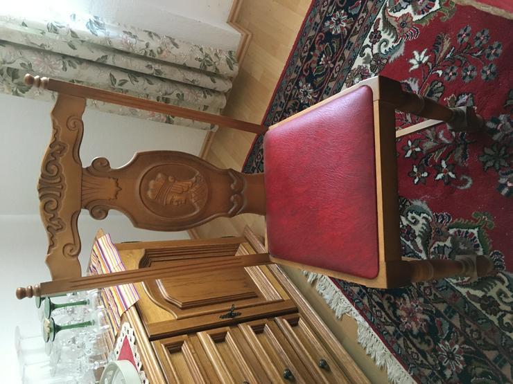 Bild 4: Sehr schönes und Hochwertiges Schrank , echt Holz , mit Schubladen ,sehr wenig Gebrauchsspuren .
