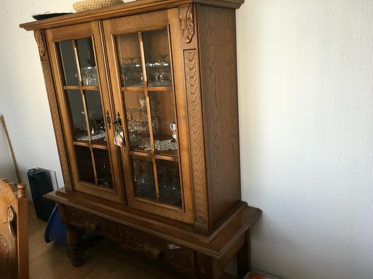 Bild 2: Sehr schönes und Hochwertiges Schrank , echt Holz , mit Schubladen ,sehr wenig Gebrauchsspuren .
