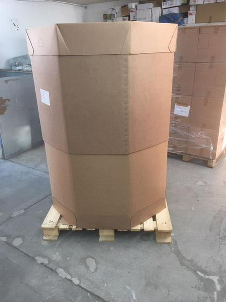 Gebrauchte Oktabins bei Köln - Paletten, Big Bags & Verpackungen - Bild 1