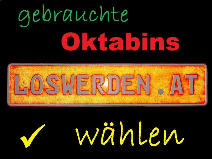 Bild 7: Gebrauchte Oktabins bei Köln
