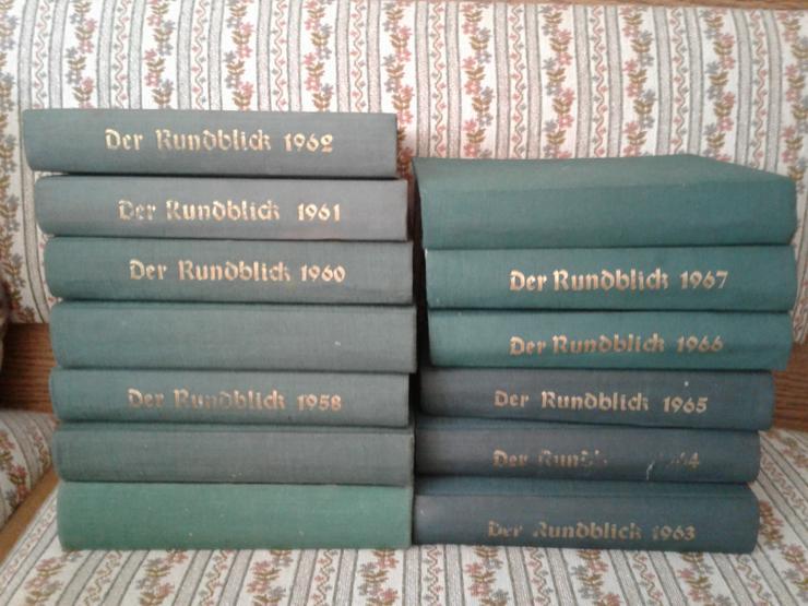 Rundblickhefte 1956-1968