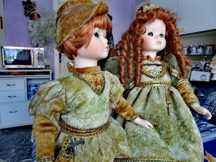 Robin Hood und Lady Marianne suchen ein neues zu Hause !