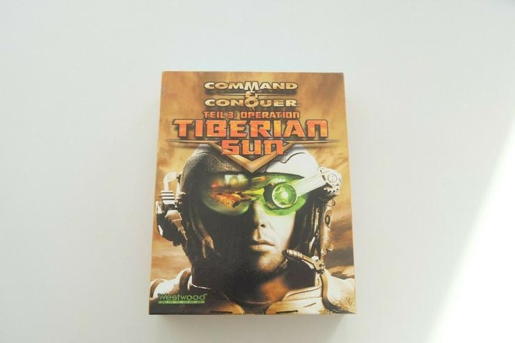 Command and Conquer Tiberium Sun