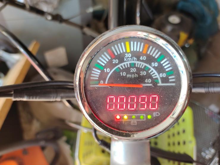 Bild 4: E scooter Rollektro Eco fun plus