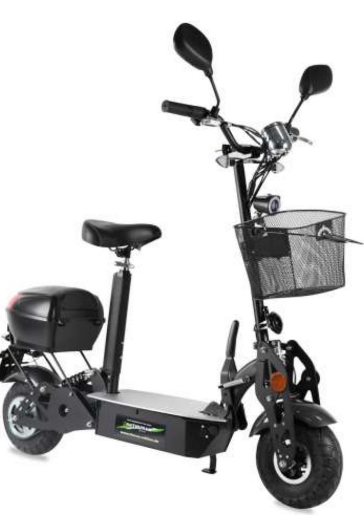 Bild 5: E scooter Rollektro Eco fun plus