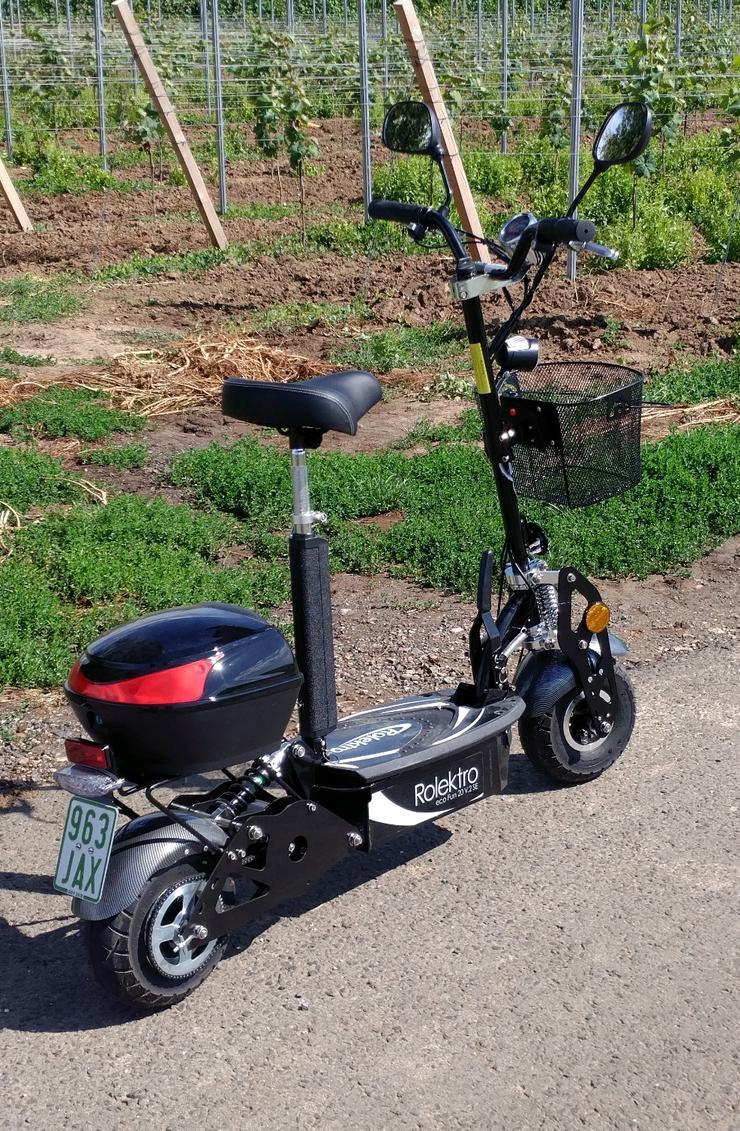 Bild 2: E scooter Rollektro Eco fun plus