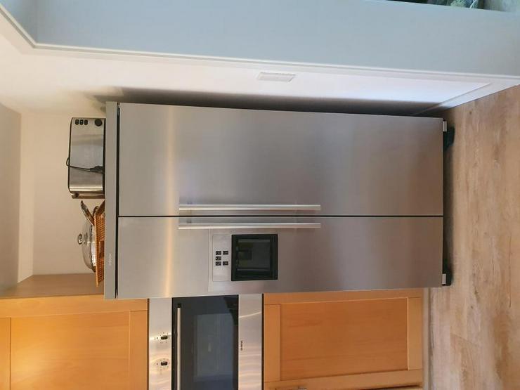 Kühlschrank side-by-side Bosch komplett Edelstahl
