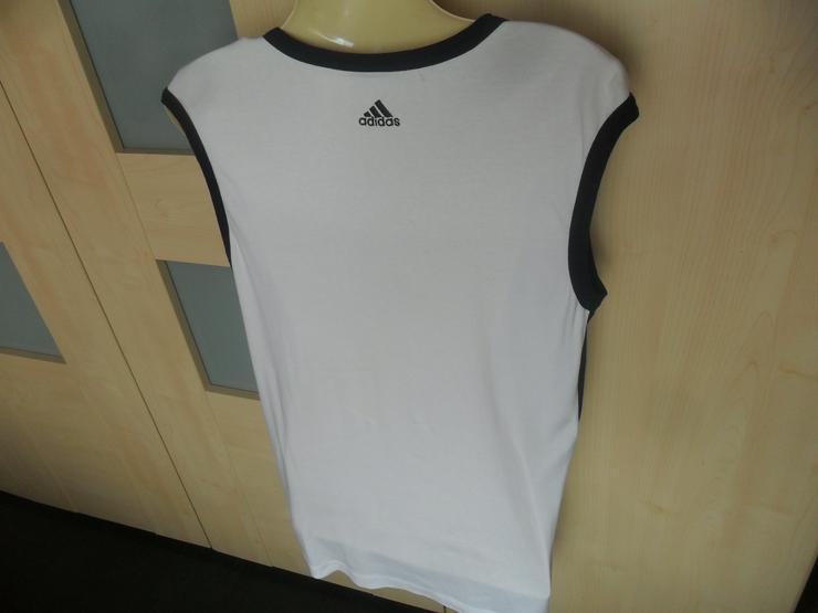 Bild 3: Adidas Shirt  Gr 40