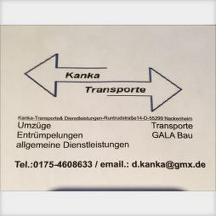 Umzüge Nah&Fern/ Auch Jobcenter und Pflegekassen möglich