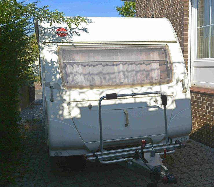 Bild 2: Wohnwagen Bürstner Typ 4124