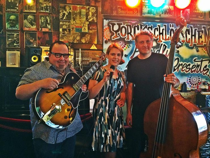 Bild 4: Jazzband Swingband VocalJazz JazzTrio - Für Ihre Feier