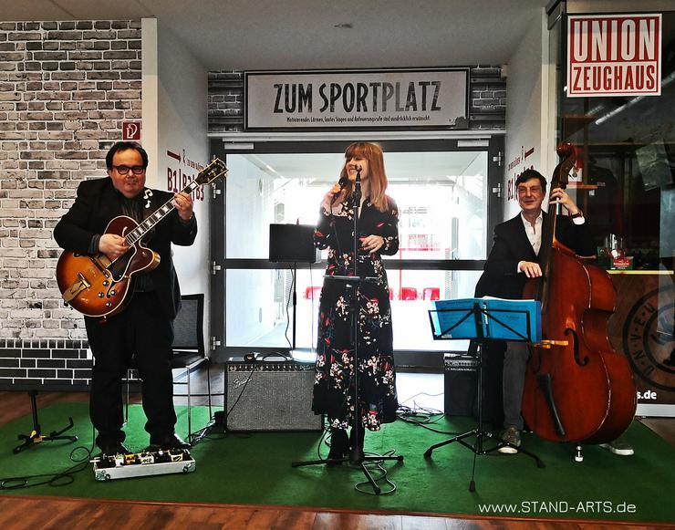 Jazzband Swingband VocalJazz JazzTrio - Für Ihre Feier - Musik, Foto & Kunst - Bild 1