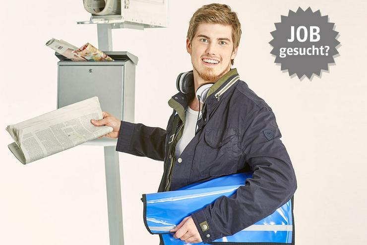Minijob in Dietramszell - Zeitung austragen, Zusteller (m/w/d) gesucht