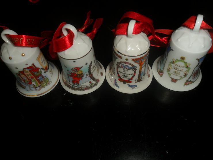 Bild 4: Original Hutschenreuther Weihnachtsglocken