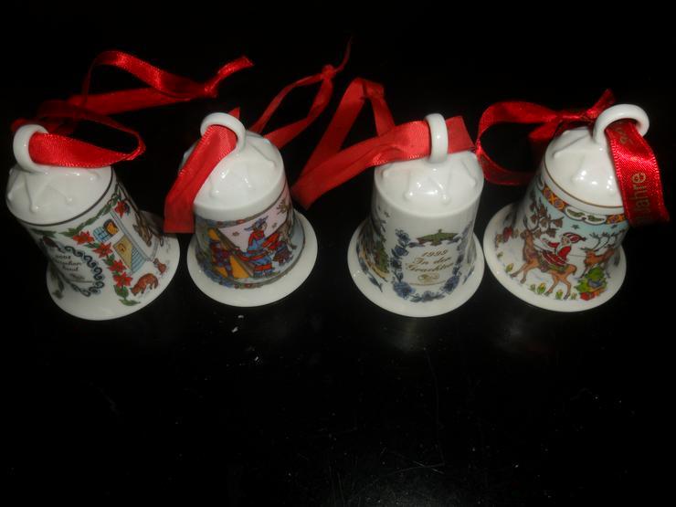 Bild 5: Original Hutschenreuther Weihnachtsglocken
