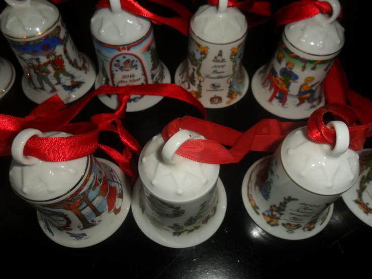Bild 2: Original Hutschenreuther Weihnachtsglocken