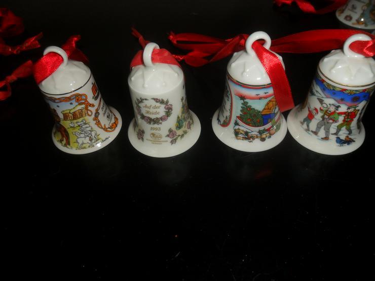 Bild 3: Original Hutschenreuther Weihnachtsglocken