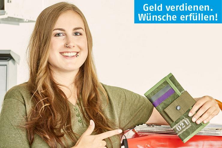 Zeitung, Briefe austragen in Kleinostheim - Zusteller (m/w/d) gesucht - Job, Nebenjob, Minijob