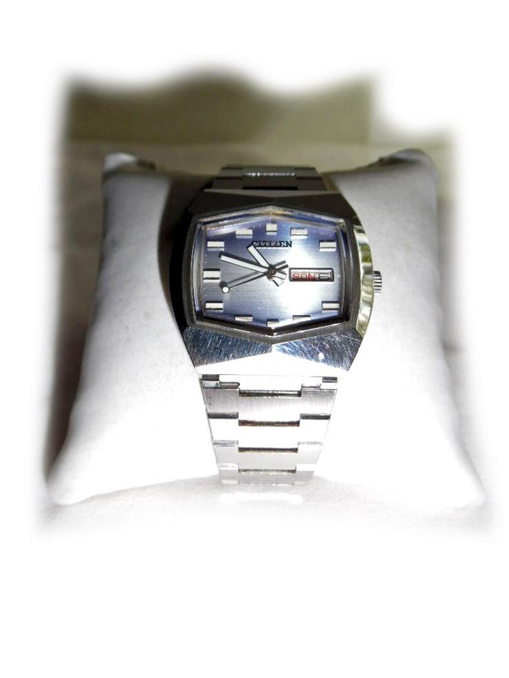 Schöne Armbanduhr von Citizen Automatic