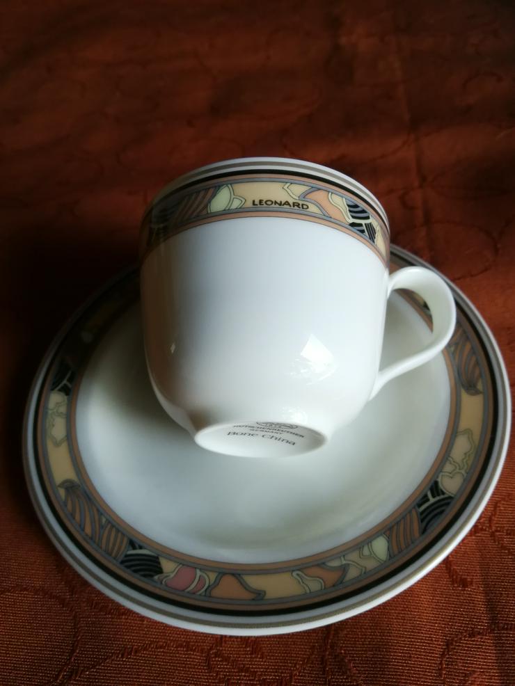 """Hutschenreuther Espresso Sammeltasse """"Bone China"""""""