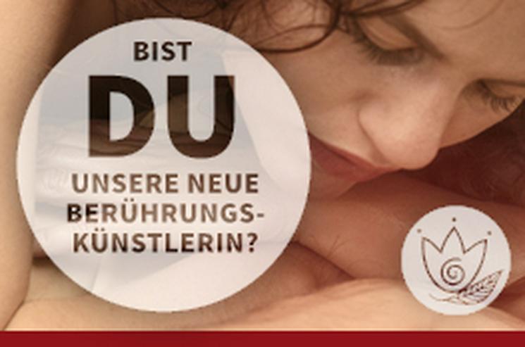 Spannender und flexibler (Neben-) Job als Berührungskünstlerin in Dresden