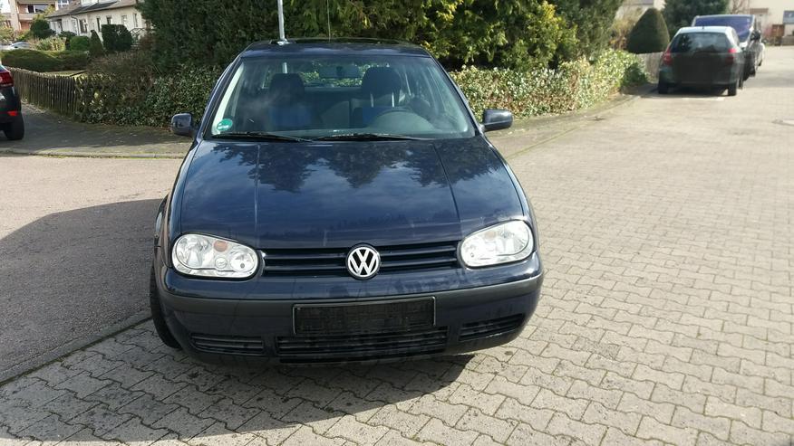 VW Golf 1.6 mit Schiebedach zu verkaufen
