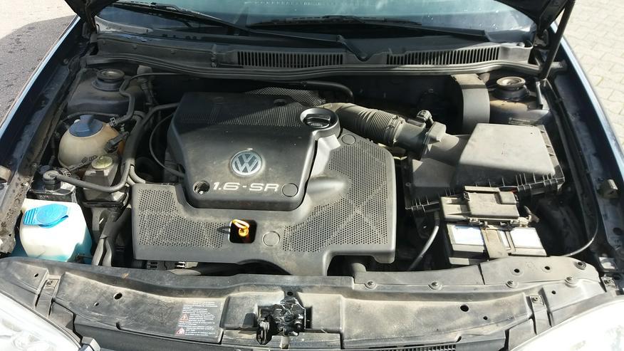 Bild 2: VW Golf 1.6 mit Schiebedach zu verkaufen