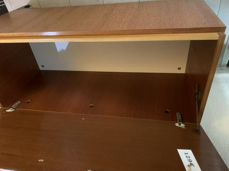 Bild 5: 60er J. Truhe umgebaut zur Sitz Truhe