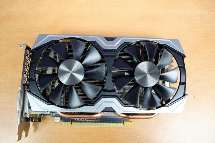 Nvidia 1060 6GB - Grafikkarten, TV-Schnittkarten & Zubehör - Bild 1