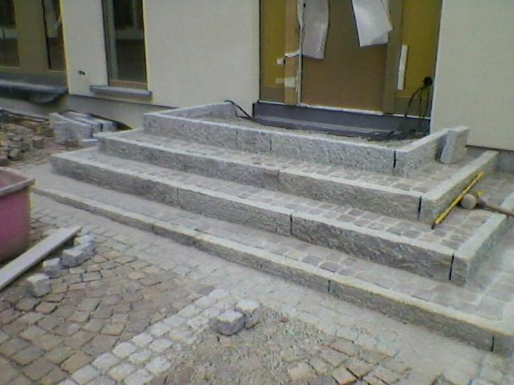 Bild 3: Pflasterarbeiten rund ums Haus vom Fachmann KOSTENLOSE BESICHTIGUNG