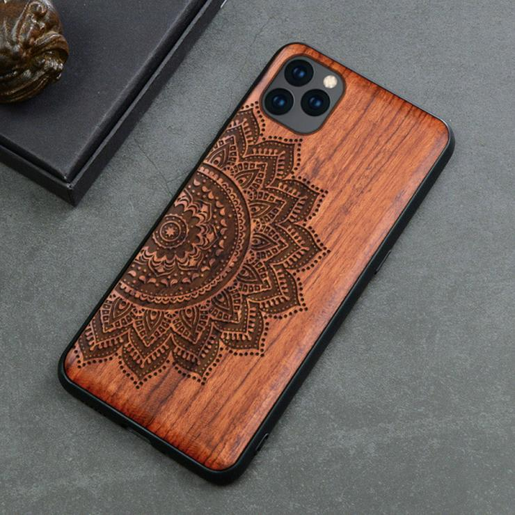 Bambus handyhülle Iphone 11 Pro Max