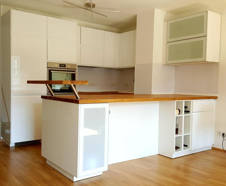 Küchenmontage Küchenaufbau Schreiner