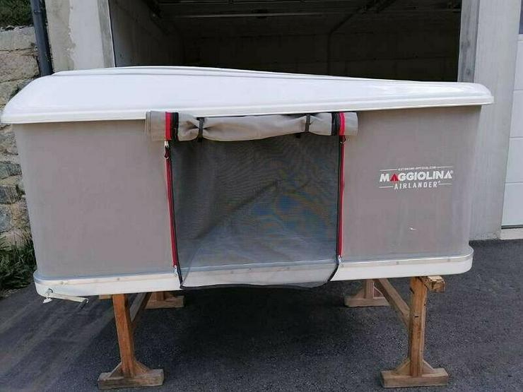 Bild 2: Maggiolina Airlander Medium Dachzelt