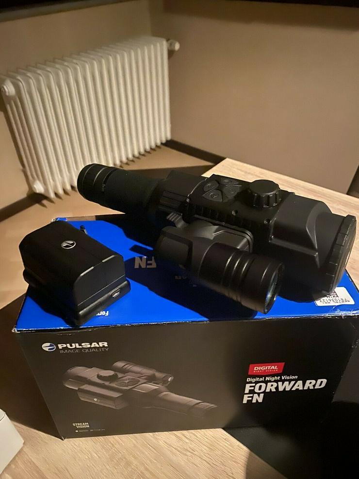 Bild 2: Nachtsichtgerät PULSAR Vorsatzgerät FN455