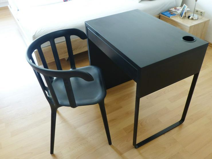 Computer Arbeitstisch und Stuhl