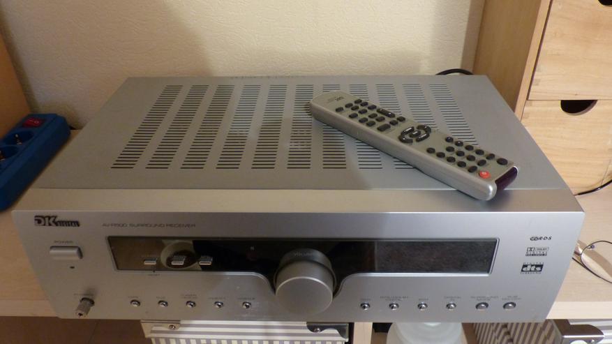 Dolby Digital Surround Receiver - Heimkino - Bild 1