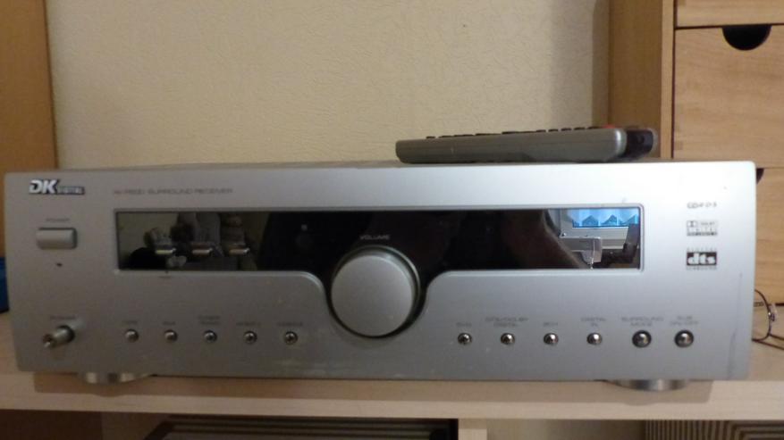 Bild 5: Dolby Digital Surround Receiver