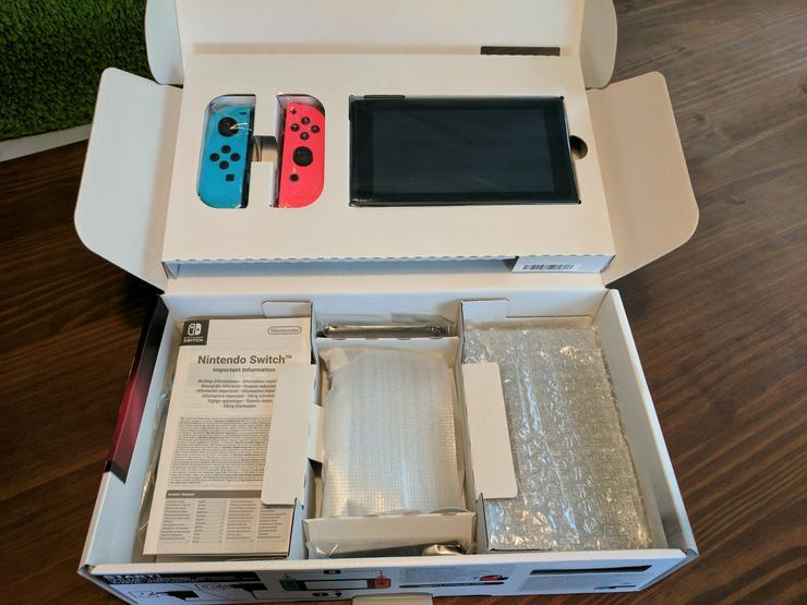 Verkaufe Nintendo switch konsole  - Weitere Konsolen & Controller - Bild 1