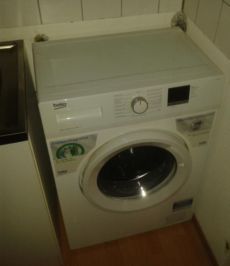 Verkaufe Waschmaschine  - Waschmaschinen - Bild 1