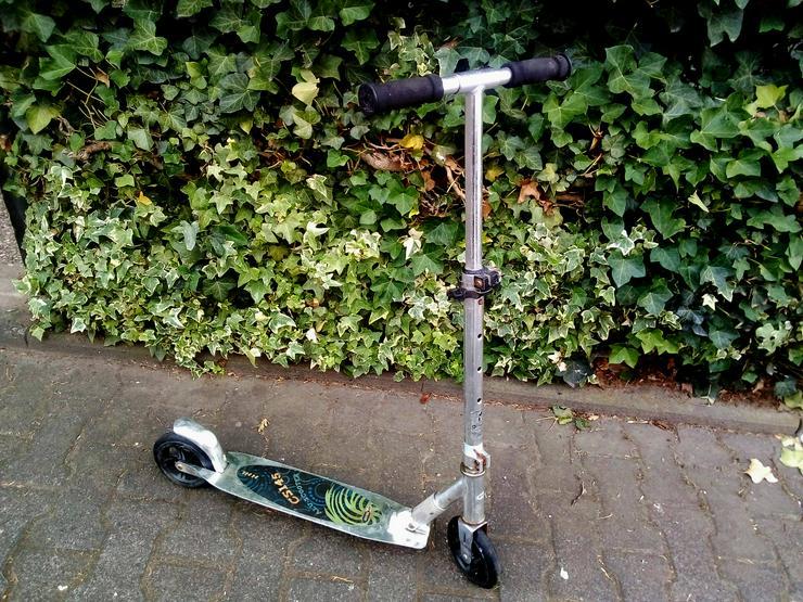 Verkaufe  Allu Tretroller/ Klapproller/ Cityroller/ Scooter Preis : 20,-€ - Roller - Bild 1